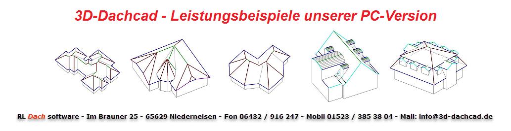 3D-DachCAD