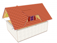 Zusatzlizenz V7 Modul Flächenliste Schichtenaufbau