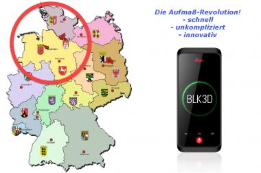 Einführungsaktion KW 23 Norddeutschland Leica Kamera BLK3D