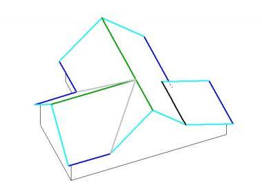 3D-DachCAD Hauptmodul Kalk+